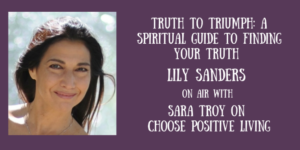 Lily Sanders Author Coach Speaker Co-host